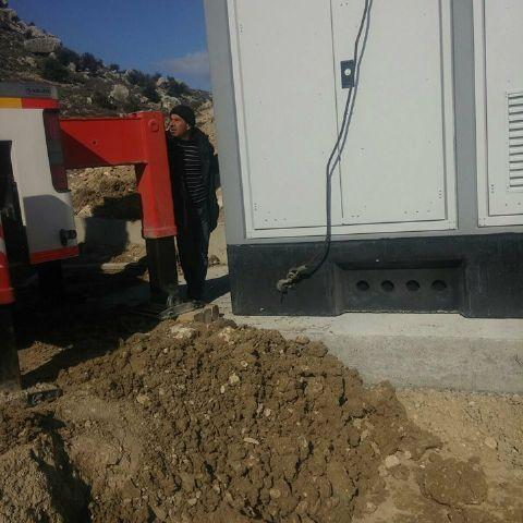 Mersin Büyükşehir Belediyesi Mut Mezbahanesi 160kVA Trafo Tesisi